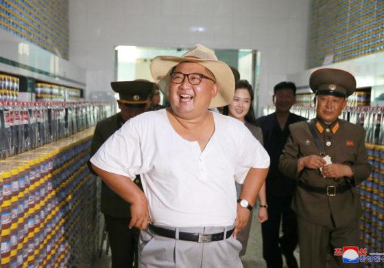 Ким Јонг Ун со стајлинг во каков го немаме видено (ФОТО)
