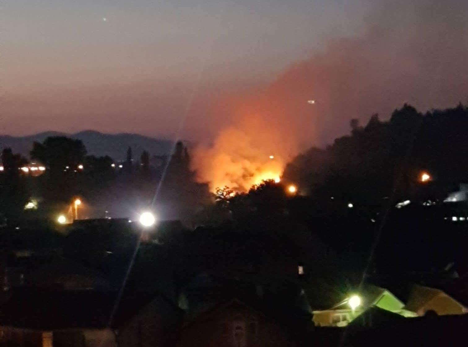 Во Куманово вчера три пожари