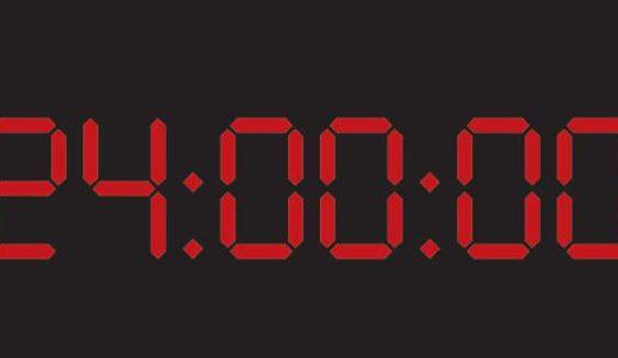 Зошто денот има 24 часа?