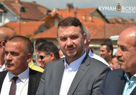 Костовски: СДСМ Куманово со тужба ќе бара утврдување на сопственост за посочениот објект