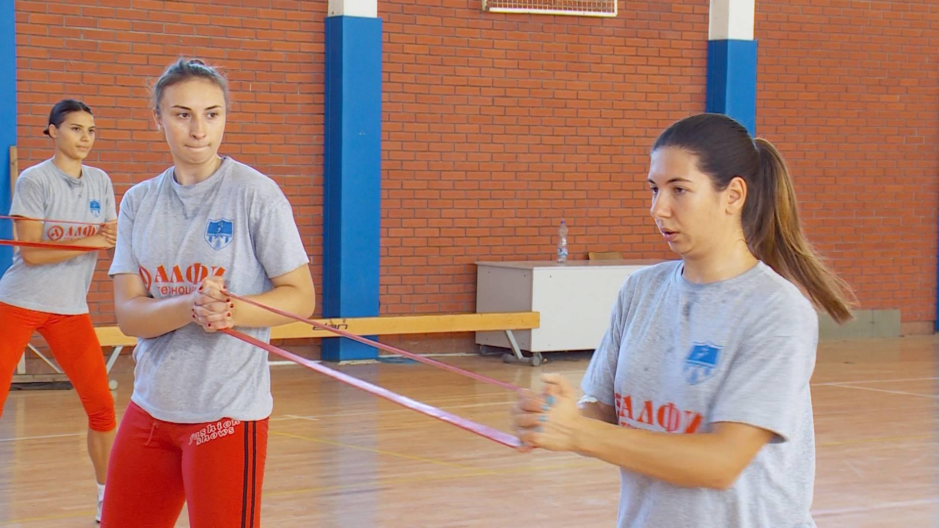 ЖРК Куманово се подготвува за новата сезона