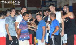 КК Куманово започна со тренинзите (ФОТО)