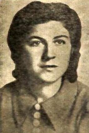 Магдалена Антова – прва жена жртва на НОБ од кумановско