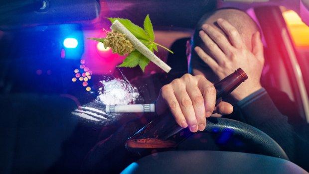 СВЕТСКИ ФЕНОМЕН: Го стопирала полицијата, а тој позитивен на сите видови дрога и алкохол