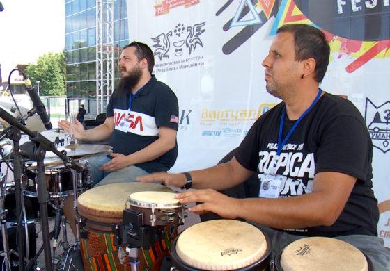 Куманово уживаше во звукот на џезот (ВИДЕО)