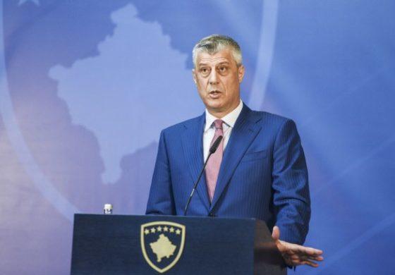Тачи: Благодарни сме на Хрватска за помошта во изградбата на државата Косово