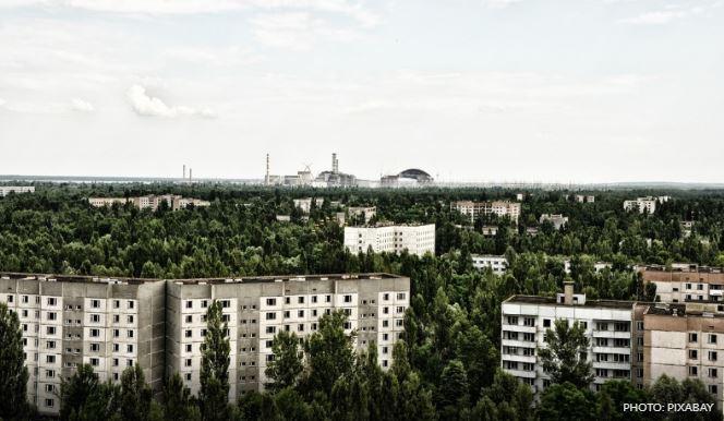 НЕКОГАШ И СЕГА: Чернобил 32 години по нуклеарната катастрофа (ФОТО+ВИДЕО)