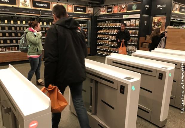 Амазон отвара 3.000 продавници без продавачи (ВИДЕО)