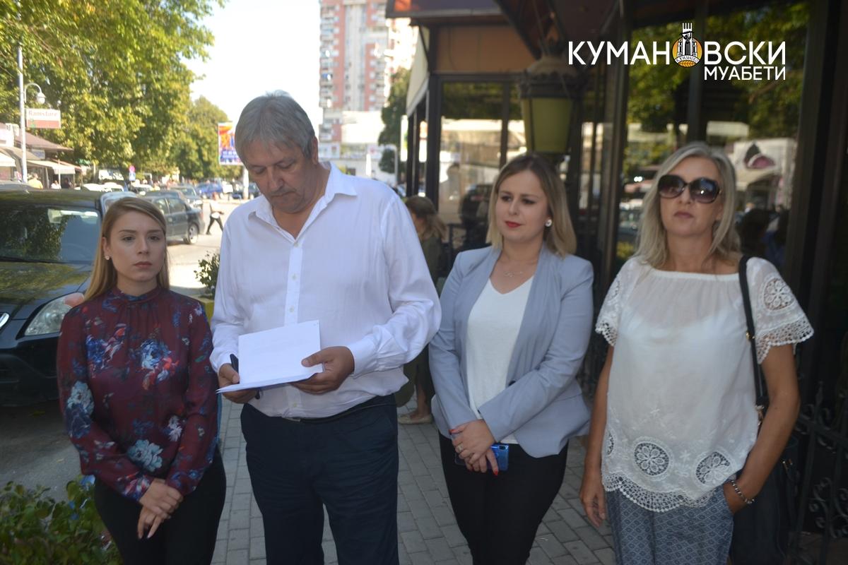 Петковски: Спасовски да обрне повеќе внимание за својот роден град (ВИДЕО)