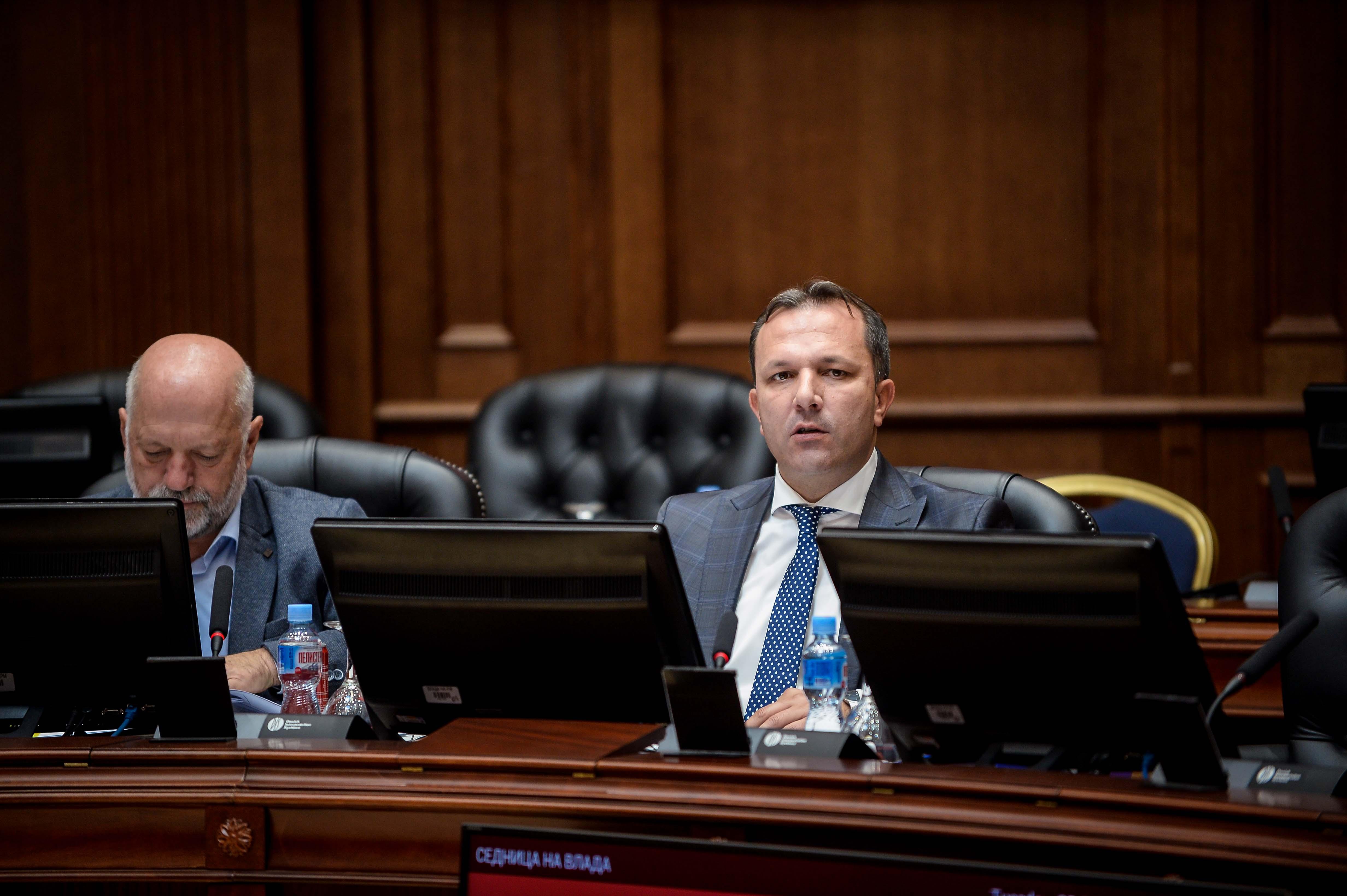 Одржана 90. седница на Владата на Република Македонија