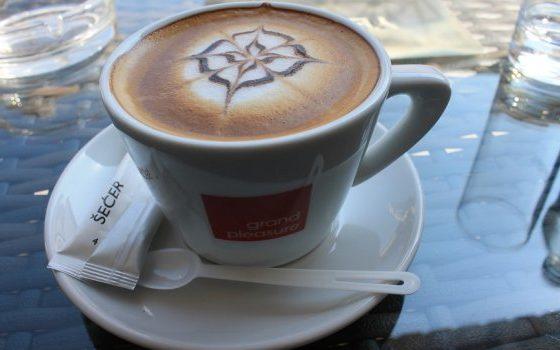 Музејот на кафето во Торино е вистинска атракција