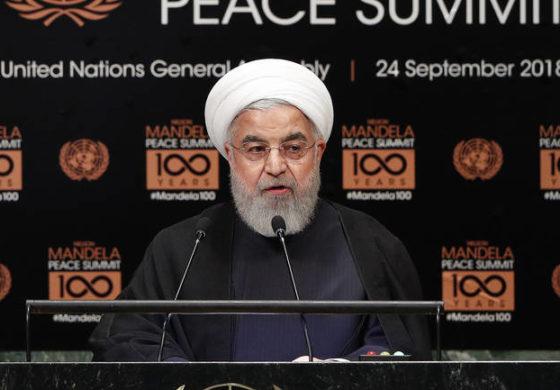 Роухани: Санкциите нема да го натераат Иран на преговори со САД