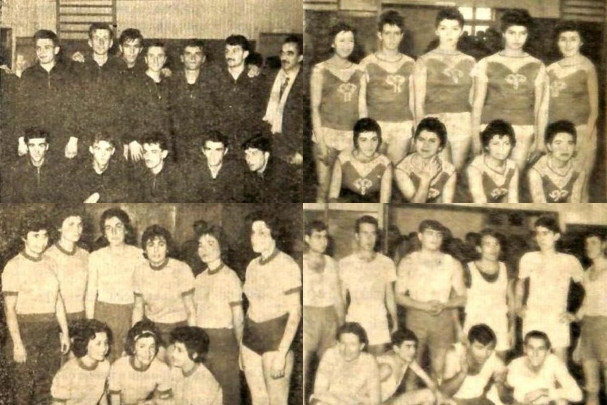 Црвена Ѕвезда го освоила турнирот во Куманово од 1962 година (ФОТО)