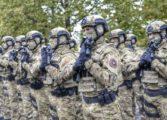 Нови комплети униформи за припадниците на ЕСЗ (ФОТО)