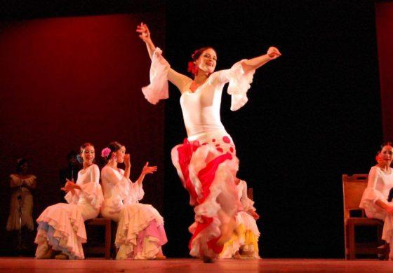 Фламенко шоу вечерва во Куманово