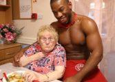 Разголени мажи влетаа во старечки дом и ги изненадија бабичките (ФОТО)
