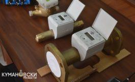 Почнува замена на старите водомери во Куманово (ФОТО+ВИДЕО)