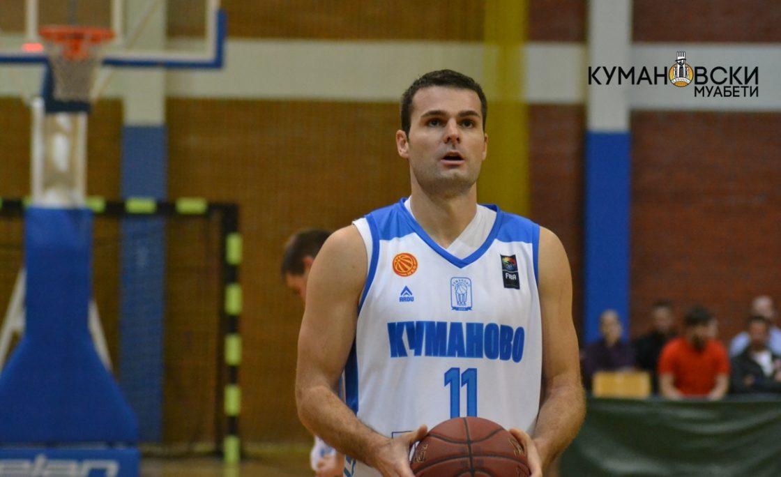 (ГАЛЕРИЈА) КК Куманово – КК Гостивар (14.10.2018)