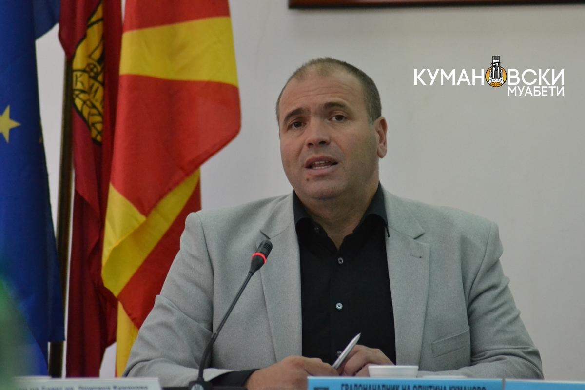 """Честитка од градоначалникот Димитриевски по повод """"11 Октомври"""""""