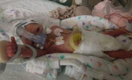Бебе оживеало по срцев застој од 22 минути (ВИДЕО)