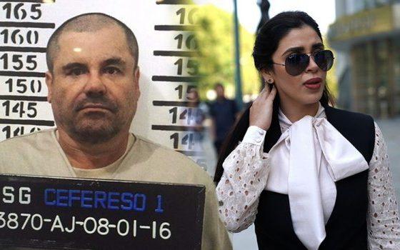 Додека нарко босот Ел Чапо гние во затвор неговата сопруга ужива во луксуз (ФОТО)