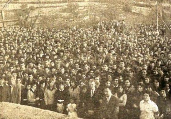 """Како се славел """"11 Октомври"""" во Куманово во 1961. година? (ФОТО)"""