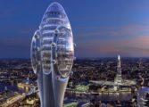 Кула од 300 метри со необичен изглед наскоро во Лондон (ВИДЕО)