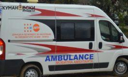 Мотоциклист тешко повреден на патот Скопје - Куманово