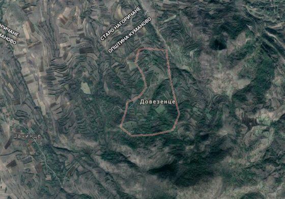 Патот Ниш – Солун некогаш минувал низ Довезенце и Клечовце