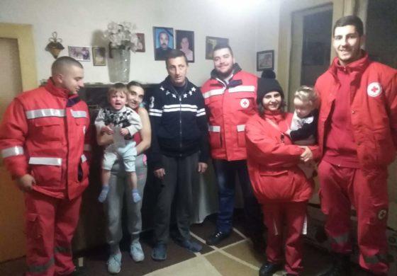 Светлината и среќата се вратија во домот на Велковски (ФОТО)