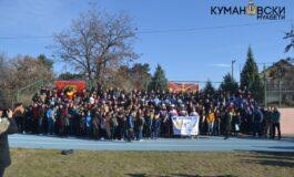 Димитриевски им честиташе на спортистите за наградата Град на спортот (ФОТО)