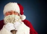 """""""Таен Дедо Мраз"""" за празниците им исплатил долгови на луѓето од 30.000 долари"""