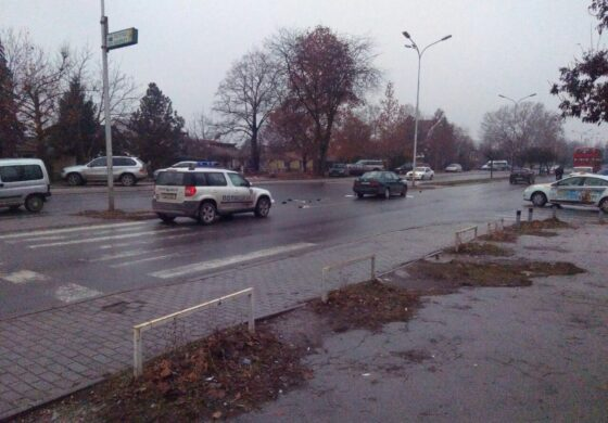 Автомобил со кумановски таблички прегази жена во Скопје