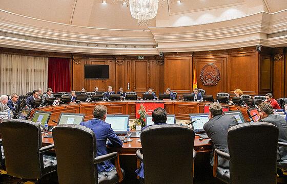 Владата ќе ја одржи 114-та седница