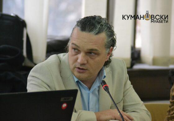 Павловски: Дали фирма на сопругот на Царовска добил тендери од кумановската градинка?