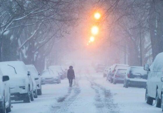 Чикаго со пониски температури од Антарктикот