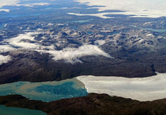 Мразот на Гренланд се топи побрзо од очекуваното