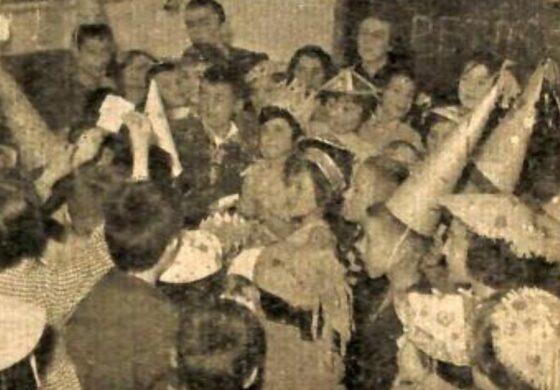 Како била дочекана 1962 година во Куманово?