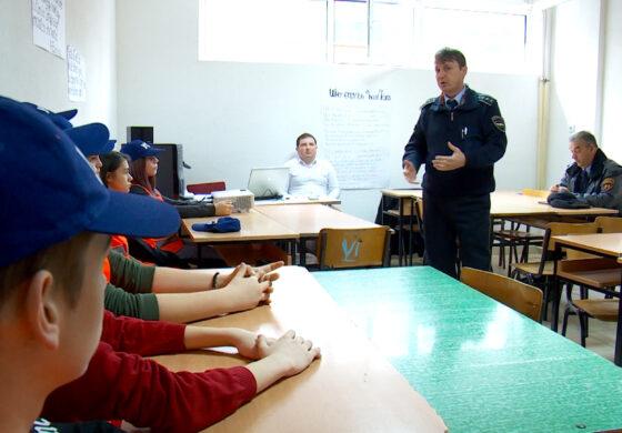Училишни сообраќајни единици во кумановските основни училишта