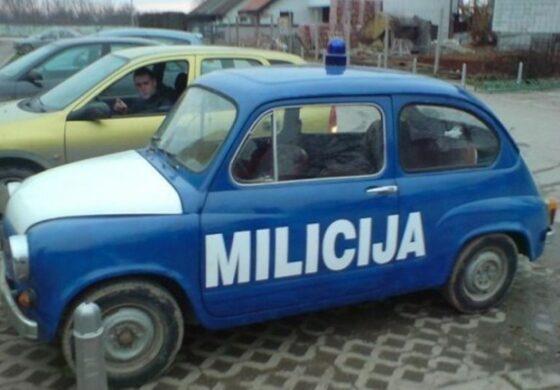 Народната милиција во Куманово и нејзините први акции