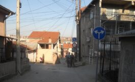 """Крак од улица """"Моша Пијаде"""" ќе стане пешачка патека"""