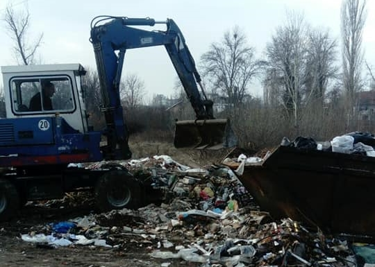 Триесетина диви депонии лоцирани низ кумановско