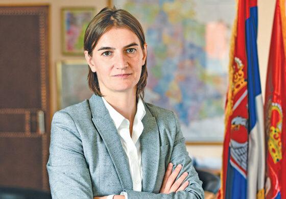 Брнабиќ: Харадинај фрла прашина во очите на ЕУ и САД