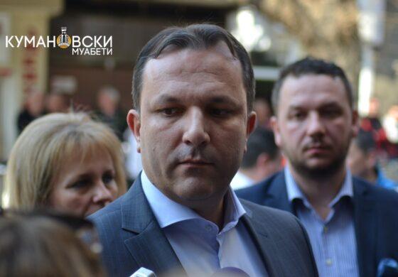 Спасовски: Осудувам било какво насилство, секој ќе одговара за она што го има направено