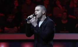 """Мартинијан освои 5. место на """"Ѕвездите на Гранд"""""""