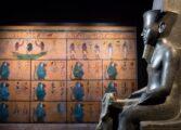 Богатството од гробницата на Тутанкамон на изложба во Париз