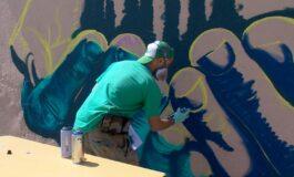"""Над 20 графити на денешниот """"Графити фест"""" во Куманово (ФОТО)"""