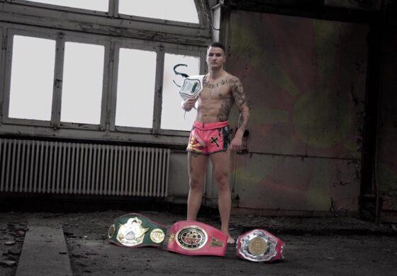 Даниел Стефановски светски шампион во кик бокс (ВИДЕО)