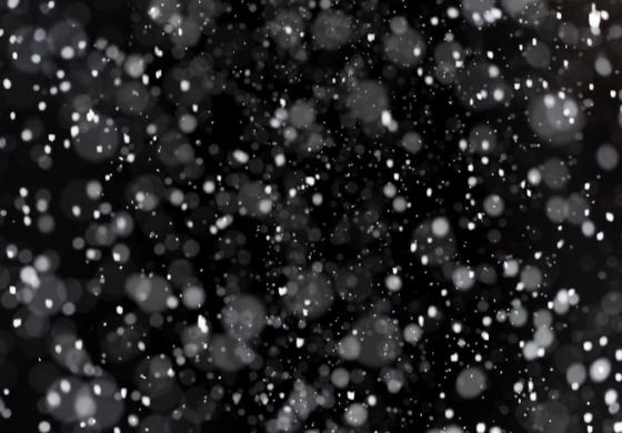 Направен изум кој произведува струја од снег