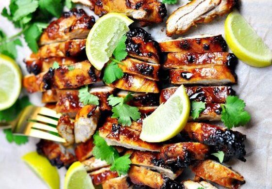 РЕЦЕПТ: Пилешко во сос од лимета
